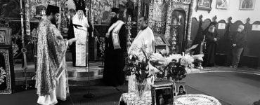 Μνημόσυνο δύο οσιακών ψυχών στη Μονή Αγίας Τριάδος Τζαγκαρόλων