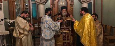 Ο Εορτασμός της Παναγίας Παραμυθίας στην Κόρινθο