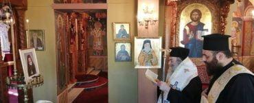 Τρισάγιο για τον Αρχιεπίσκοπο Αθηνών και πάσης Ελλάδος κυρό Χριστόδουλο στο Γύθειο