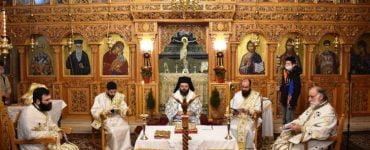 Αρχαιοπρεπής Θεία Λειτουργία του Αγίου Γρηγορίου του Θεολόγου στην Κομοτηνή