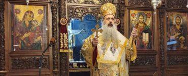 Ο Μητροπολίτης Μετεώρων Θεόκλητος στον Άγιο Αθανάσιο Αύρας