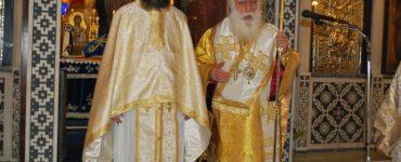 Νέας Σμύρνης: Να υπηρετήσεις την Εκκλησία μας με ζήλο και αυταπάρνηση