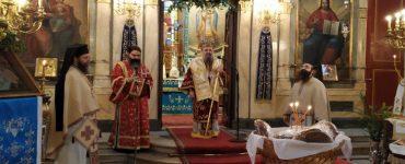 Εορτή Οσιομάρτυρος Παύλου του Πατρέως στην Πάτρα