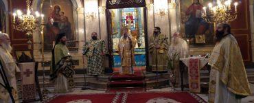 Εορτή Αγίου Νεομάρτυρος Ζαχαρίου στην Πάτρα