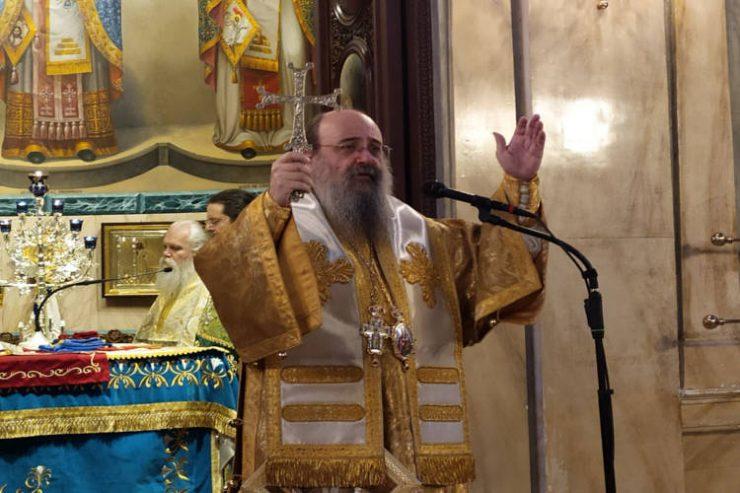 Δεν θα εορτάσει τα Ονομαστήριά του ο Πατρών Χρυσόστομος