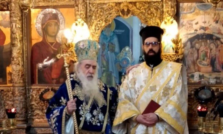 Χειροτονία νέου Κληρικού στο Παλαιό Καρλόβασι