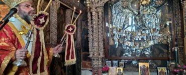 Αρχιερατική Θεία Λειτουργία στη Μόνη Ρουκουνιώτου Σύμης