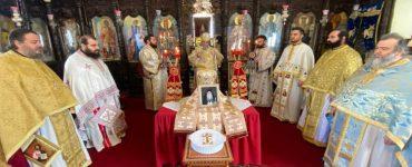 2ο ετήσιο Μνημόσυνο Μητροπολίτου Σιατίστης Παύλου στη Μητρόπολη Ταμασού