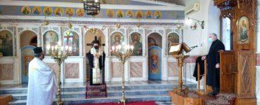 Δέηση στην Χίο για τον Αρχιμανδρίτη Γρηγόριο Μουσουρούλη
