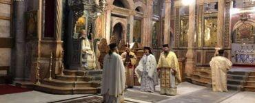 Ετήσιο Μνημόσυνο Αγιοταφιτών Πατέρων