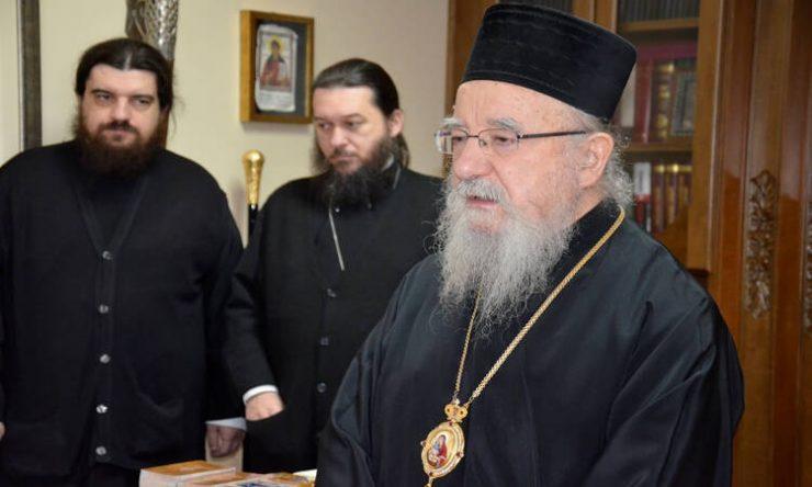 Αιτωλίας Κοσμάς: Βλέπουμε πόσο χτυπιέται αυτή η στιγμή η θεία Λατρεία