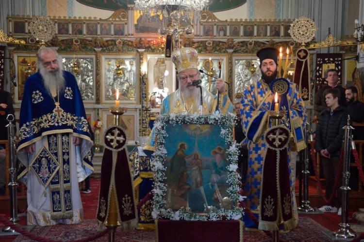 Αιτωλίας Κοσμάς: «…δια του Αγιασμού επιτελούνται άπειρα θαύματα!»