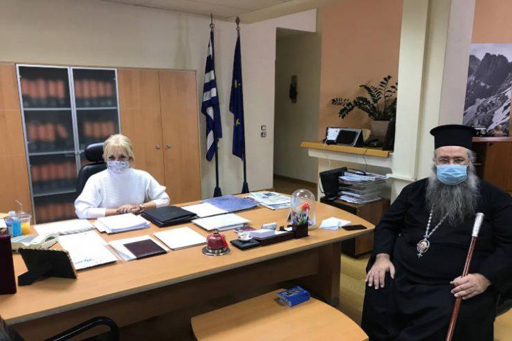 Κίτρους Γεώργιος: Είναι μια μεγάλη ευκαιρία να προβάλλουμε το έργο της Εκκλησίας και της τοπικής κοινωνίας