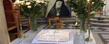 Αύριο το ετήσιο Μνημόσυνο του Μητροπολίτου πρώην Νέας Ιωνίας κυρού Κωνσταντίνου