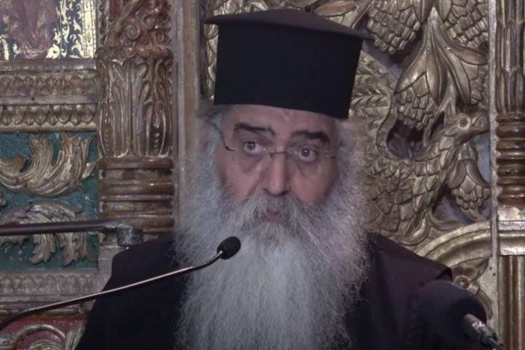 Μόρφου Νεόφυτος: Η νέα τάξη πραγμάτων θέλει ένα άθεο και αντίχριστο κράτος (ΒΙΝΤΕΟ)