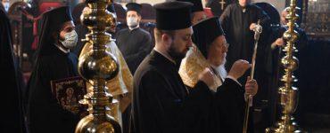 Ο Οικουμενικός Πατριάρχης τίμησε τη μνήμη του Αλέξανδρου Παπαδιαμάντη