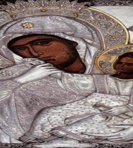 Εορτή Παναγίας Παραμυθίας στη Μονή Ζωοδόχου Πηγής Παρθενώνος Σύναξη Υπεραγίας Θεοτόκου της Παραμυθίας