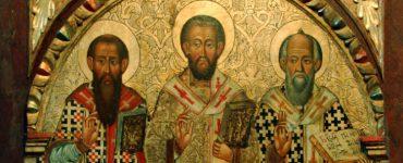 Η μυστική δύναμη των Τριών Ιεραρχών