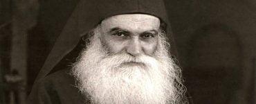 Εορτή Οσίου Εφραίμ του Κατουνακιώτη στο Ελευθεροχώρι Άγιος Εφραίμ Κατουνακιώτης: Ο άνθρωπος πρέπει πάντοτε να αγωνίζεται