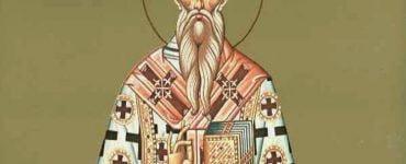 Εορτή Αγίου Ταρασίου Αρχιεπισκόπου Κωνσταντινουπόλεως