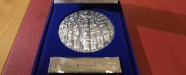 Το Μετάλλιο της Εκκλησίας για τα 200 χρόνια από την Επανάσταση