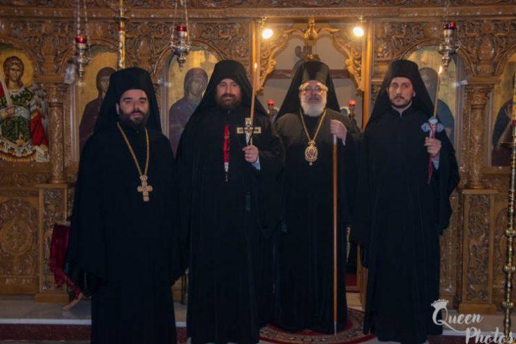 Κουρά δύο νέων μοναχών στη Μονή Αγίας Παρασκευής Διδυμοτείχου
