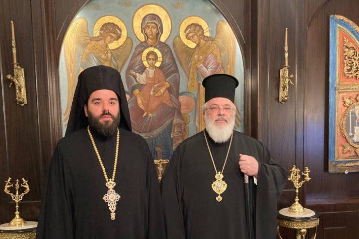 Νέος Ηγούμενος στη Μονή Αγίας Παρασκευής Διδυμοτείχου