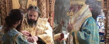 Χειροτονία Διακόνου στην Ιερά Μονή Μεγάλου Σπηλαίου