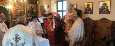 Εορτή της Υπαπαντής του Κυρίου στη Μητρόπολη Κυδωνίας