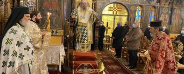 Λαρίσης Ιερώνυμος: Η ταπείνωση αποδεικνύεται υψοποιός