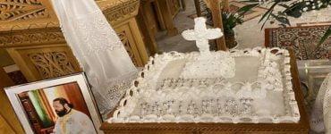 Τεσσαρακονθήμερο Μνημόσυνο μακαριστού ιερέως Βασιλείου Ζγούρη