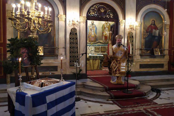 Πατρών Χρυσόστομος: Θεόδωρος Κολοκοτρώνης, ο γενναίος Έλληνας πού χαστούκισε μια ολόκληρη αυτοκρατορία…»