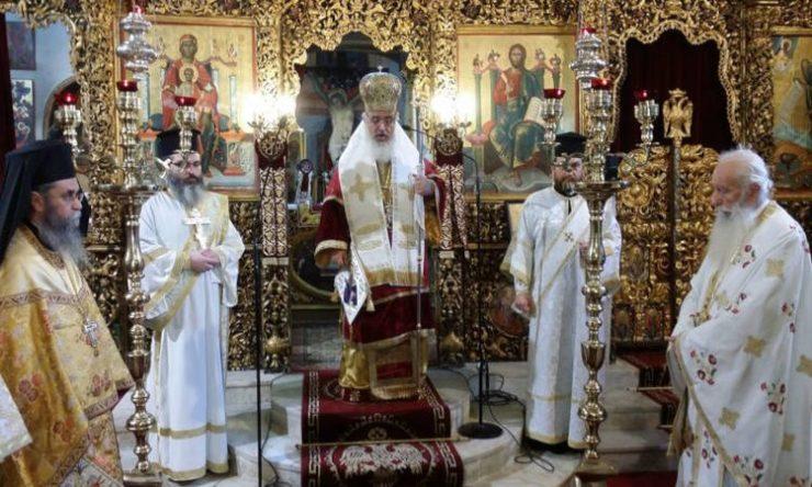 Η Πρέβεζα τίμησε τον Πολιούχο της Άγιο Χαράλαμπο