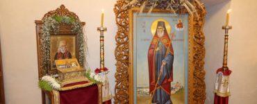 Η Κύθνος εόρτασε τον Άγιο Ιγνάτιο Μητροπολίτη Μαριουπόλεως