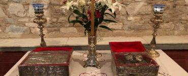 Η Εορτή του Αγίου Χαραλάμπους στη Μητρόπολη Θηβών