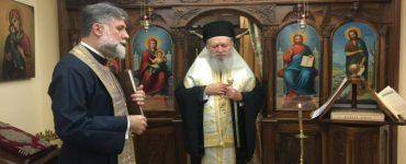 Τρισάγιο για τον μακαριστό ιερέα Ηλία Στεφόπουλο