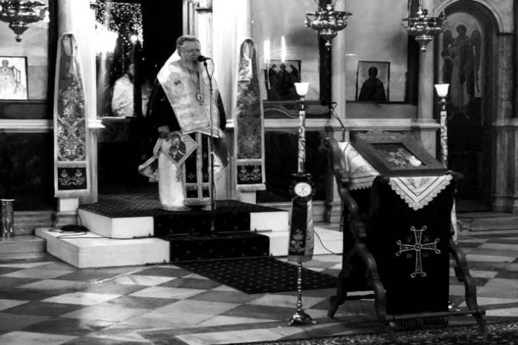 Χαλκίδος Χρυσόστομος: Ο Όσιος Εφραίμ μας κληροδότησε την παρακαταθήκη της υπακοής
