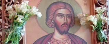 Εορτή Αγίου Θεοκλήτου στη Μητρόπολη Αιτωλίας