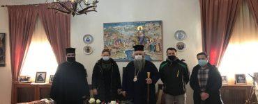 Υπογράφηκε η σύμβαση για την επέκταση του Εκκλησιαστικού Γηροκομείου της Μητροπόλεως Κίτρους
