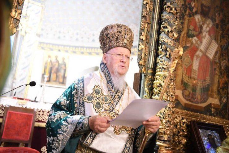 Οικουμενικός Πατριάρχης: Δικαίως η Ελληνική διεκδικεί τον τίτλο της «μητρικής γλώσσας του πνεύματος»