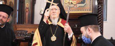 Συγχαρητήρια επιστολή του Οικουμενικού Πατριάρχου προς τον νεοεκλεγέντα Πατριάρχη Σερβίας