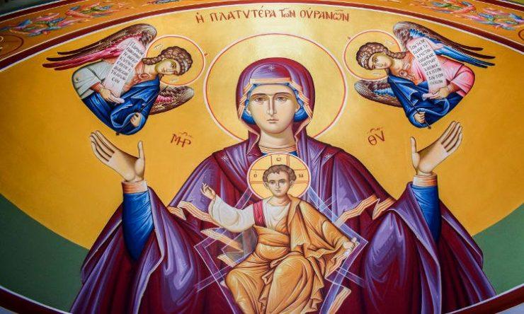 19 Μαρτίου: Α´ Χαιρετισμοί της Παναγίας
