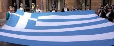 Ο εορτασμός της 200ης επετείου από την έναρξη της Ελληνικής Επανάστασης στο Σύδνεϋ