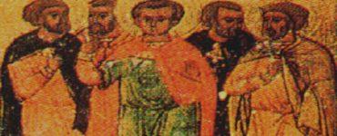 Εορτή Αγίου Αγαπίου και των συν αυτώ μαρτύρων