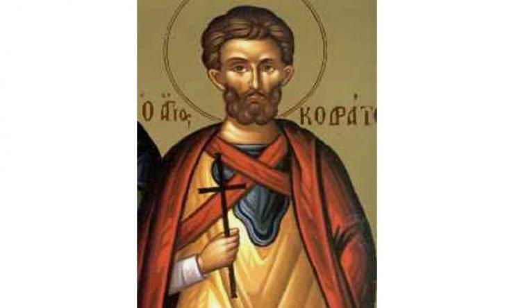 Εορτή Αγίου Κοδράτου και των συν αυτώ
