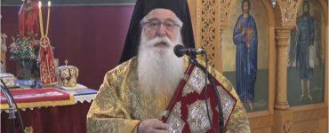 Κυριακή της ΤυΔημητριάδος Ιγνάτιος: Αν απαντήσουμε με την βία, δεν είμαστε μαθητές του Χριστούρινής στην Ιερά Μητρόπολη Πατρών
