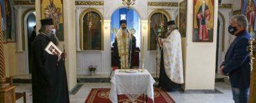 Φθιώτιδος Συμεών: Όποιος εφονεύθη υπέρ Πίστεως και Πατρίδος, ενυμφεύθη την αιωνιότητα