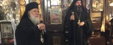 Νέος Ηγούμενος στην Ιερά Μονή Παλαιοκαστριτίσσης Κερκύρας