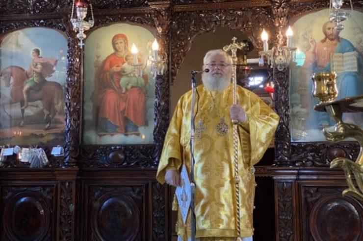 Κυριακή του Ασώτου στη Μητρόπολη Κυδωνίας Ευχάριστα νέα για τον Κυδωνίας και Αποκορώνου Δαμασκηνό
