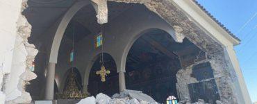 Το Οικουμενικό Πατριαρχείο εκφράζει την συμπαράστασή του προς τους σεισμοπλήκτους της Θεσσαλίας